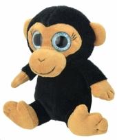 Aap chimpansee knuffeltje 18 cm