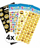 Agenda stickerset smiley thema