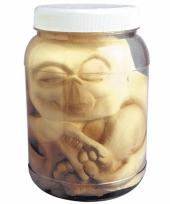 Alien in labaratorium pot