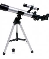 Aluminium telescoop met statief