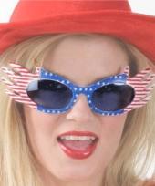 Amerika zonnebril