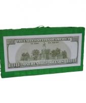 Amerikaanse dollar pinata