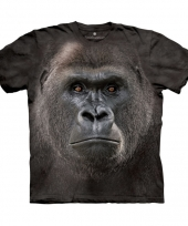 Apen shirt the mountain gorilla