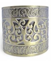 Arabische armband in het goud
