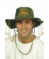 Australische bush hoeden