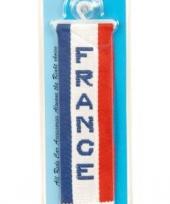 Auto mini sjaal frankrijk 30 cm