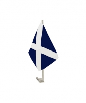 Autovlaggen st andrews schotland