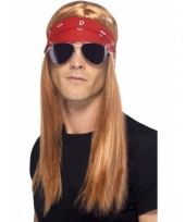 Axl rose look a like verkleedset