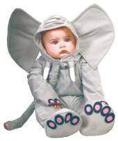 Baby kostuum olifant