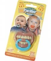 Baby verkleedaccessoires tandjes