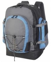 Backpackers rugzak grijs 40 liter