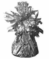 Ballon zilveren gewicht 170 gram