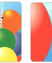 Ballonnen lint van 5 meter
