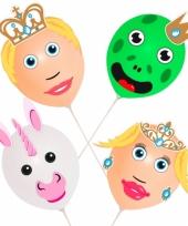 Ballonnen prins en prinses