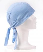 Bandana baby blauw
