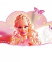 Barbie tiara voor meisjes 6 stuks