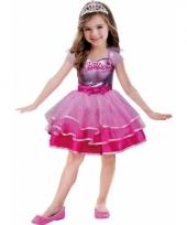 Barbie verkleedjurkje voor meiden
