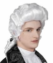Barok heren pruik