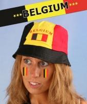 Basis pakket voor een belgie supporter