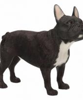 Beeldje franse bulldog 12 cm