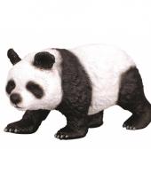 Beeldje panda beer hard plastic