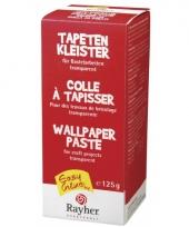 Behangplaksel voor papier mache