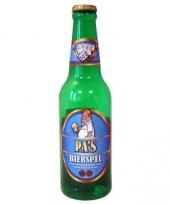 Bierfles met spel pa s bierspel