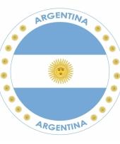 Bierviltjes in argentini thema