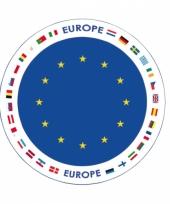 Bierviltjes in europa thema