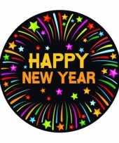 Bierviltjes in happy new year thema