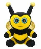 Bijen knuffeltje 22 cm