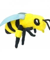 Bijen knuffeltje 25 cm 10082663