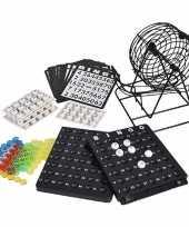Bingo spelen set 19 cm