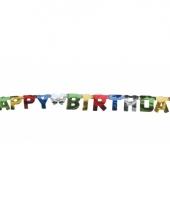 Birthday slingers
