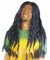 Bob marley rastapruik zwart