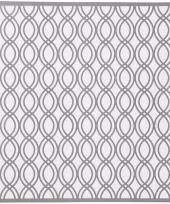 Bochten sjabloon voor verfsprays 30 x 30 cm