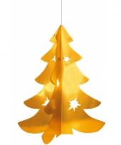 Brandvertragende hangdeco kerstboom 10052211
