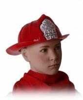 Brandweer helm kinderen