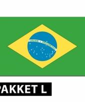 Braziliaans thema pakket groot
