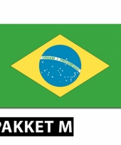 Braziliaans thema pakket
