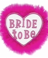 Bride to be broche