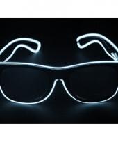 Brillen met led verlichting wit