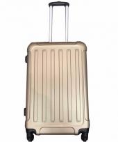 Bronzen reiskoffer 65 cm