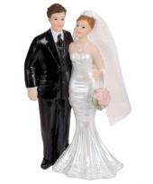 Bruidspaar figuurtje 11 cm