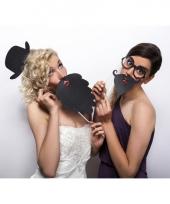 Bruiloft foto prop gentleman 4x