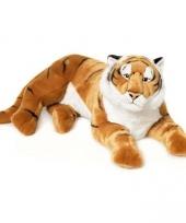 Bruine tijger zacht 81 cm wnf