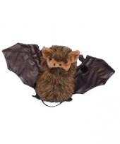 Bruine vleermuis van 18 cm