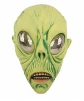 Buitenaards wezen feest masker