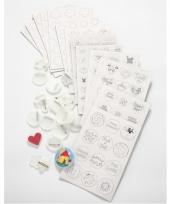 Buttons ontwerpen pakket
