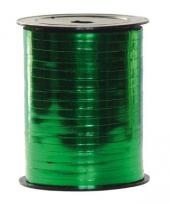 Cadeau lint metallic groen 250 meter
